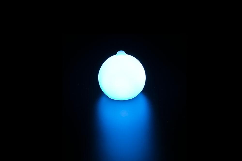 LED Ball Key Chain HP-001