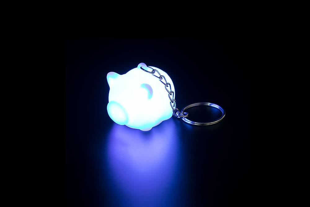 LED Pig Key Chain HP-01