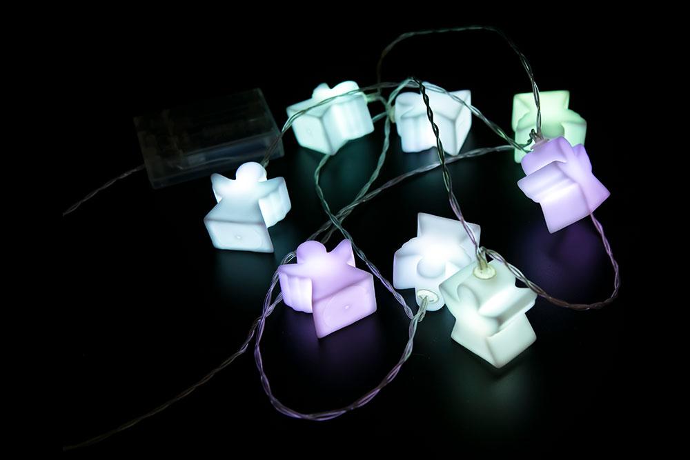 LED Angel Light Chain LC-014