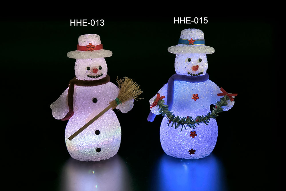 Magic EVA Snowman Light B C HHE-013 HHE-015