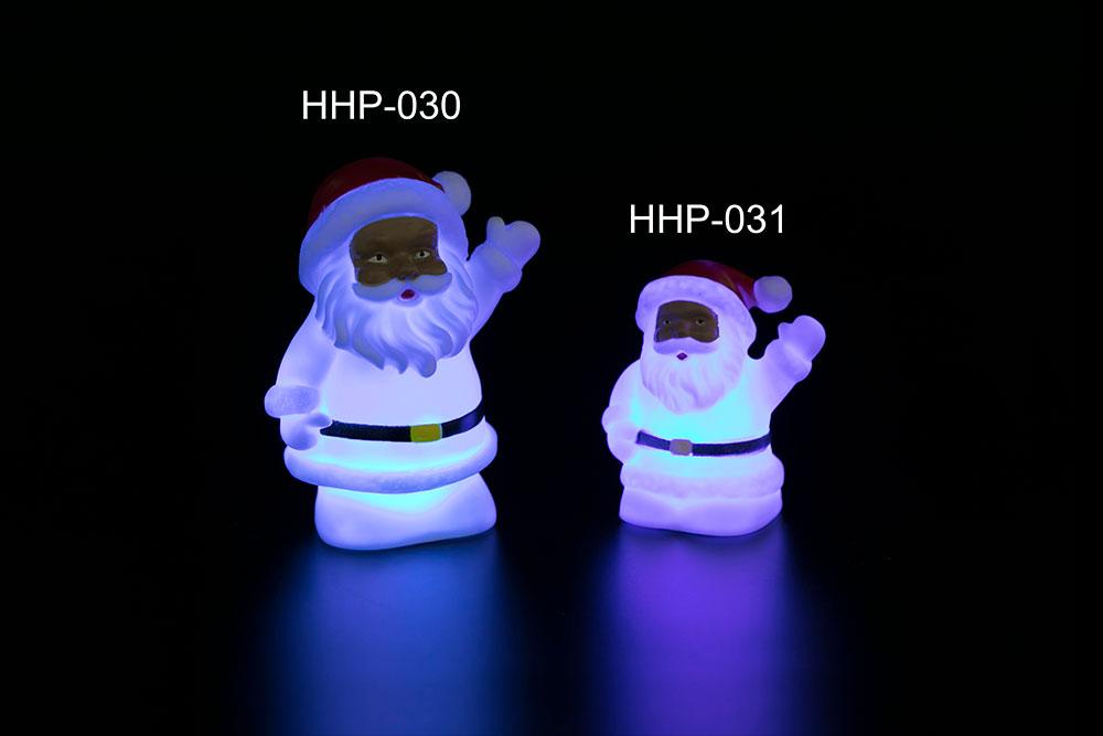 Magic Santa Claus Light A B HHP-030 HHP-031