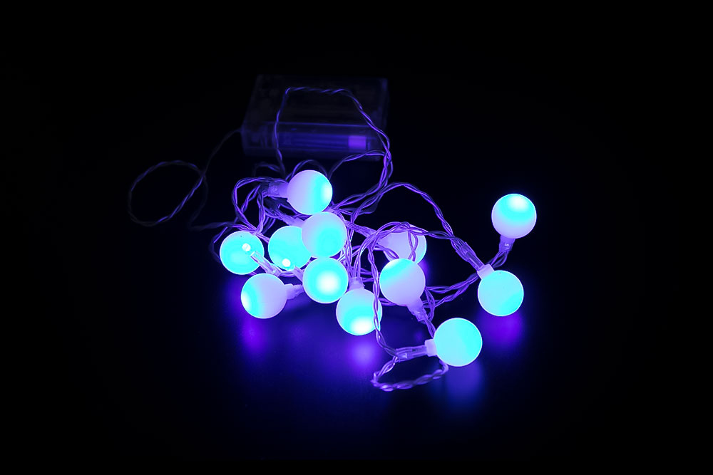 LED Small Ball Light Chain LC-042