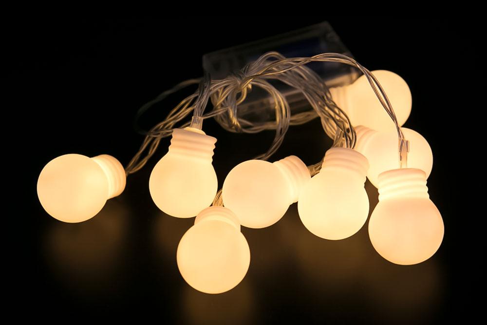 LED Bulb Light Chain LC-051