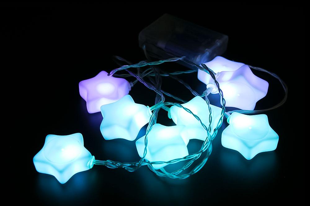 LED Star Light Chain LC-059