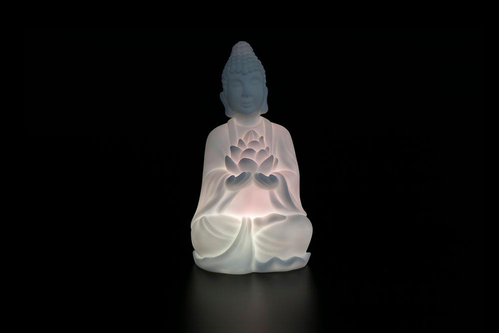 Magic Buddha Statue Light C HHP-205
