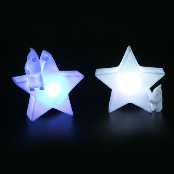 LED 搪胶灯